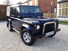 2003/03 LAND ROVER DEFENDER 110 COUNTY DOUBLE CAB Td5