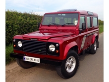 1998/R LAND ROVER DEFENDER 110 COUNTY STATION WAGON 300 Tdi *ONLY 36,000 MILES!*