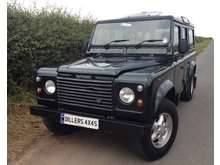 1995/M LAND ROVER DEFENDER 110 COUNTY STATION WAGON 300 Tdi *ONLY 87,000 MILES*