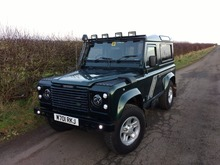 1994/M LAND ROVER DEFENDER 90 COUNTY STATION WAGON 300 Tdi *LOOKS AWESOME*