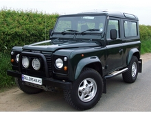 1997/R LAND ROVER DEFENDER 90 COUNTY STATION WAGON 300 Tdi *SUPERB EXAMPLE*