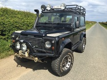 1997/R LAND ROVER DEFENDER 90 COUNTY STATION WAGON 300 Tdi *EXPEDITION/OFF ROAD PREPARED*
