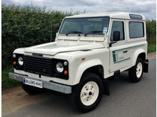 1988/E LAND ROVER 90 COUNTY STATION WAGON 3.5 V8 **1 OWNER WITH ONLY 34,000 MILES**