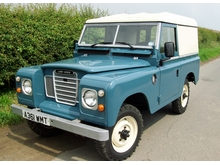1984/A LAND ROVER SERIES 3 HARD TOP 2.25 PETROL **AMAZING 1 OWNER VEHICLE**