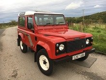 1999/S LAND ROVER DEFENDER 90 COUNTY STATION WAGON 300 Tdi *SUPERB*