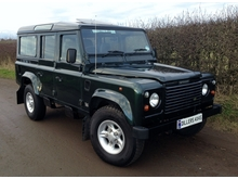 1998/R LAND ROVER DEFENDER 110 COUNTY SW 300 Tdi *STUNNING EXAMPLE*