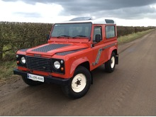 1999/T LAND ROVER DEFENDER 90 COUNTY STATION WAGON 300 Tdi *LOW MILEAGE*