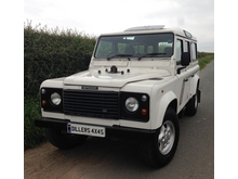 1997/P LAND ROVER DEFENDER 110 COUNTY STATION WAGON 300 Tdi *ONLY 55,000 MILES!*