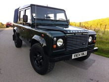 2004/04 LAND ROVER DEFENDER 110 DOUBLE CAB TD5