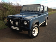 1997/R LAND ROVER DEFENDER 90 STATION WAGON 300 Tdi  * GREAT VALUE*