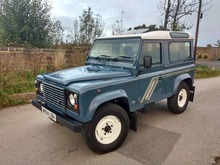 1995/M LAND ROVER DEFENDER 90 COUNTY STATION WAGON 300 Tdi *GREAT VALUE*