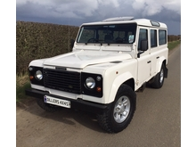 1998/R LAND ROVER DEFENDER 110 COUNTY STATION WAGON 300 Tdi **AMAZING SERVICE HISTORY**