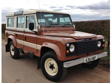 1983/A LAND ROVER 'ONE TEN' COUNTY STATION WAGON 3.5 V8**ONLY 56,000 MILES**