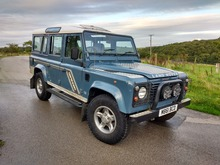 94/M LAND ROVER DEFENDER 110 COUNTY STATION WAGON 300 Tdi *Great Value*
