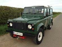 1996/N LAND ROVER DEFENDER 110 COUNTY STATION WAGON 300 Tdi *SUPERB ORIGINAL EXAMPLE*