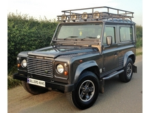 2001/51 LAND ROVER DEFENDER 90 Td5 'TOMB RAIDER SPECIAL EDITION'