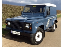 1996/P LAND ROVER DEFENDER 90 HARD TOP 300 Tdi *ONLY 41,000 GENUINE MILES*
