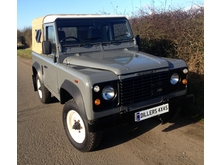 1993/K LAND ROVER DEFENDER 90 TRUCK CAB WITH CANVAS 200 Tdi **ONLY 20,000 MILES**