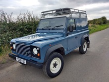 1996/P LAND ROVER DEFENDER 90 HARD TOP 300 Tdi *STUNNING EXAMPLE*