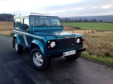 1998 LAND ROVER DEFENDER 90 COUNTY STATION WAGON 300 Tdi *ONLY 46,000 MILES!*