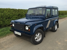 1998/R LAND ROVER DEFENDER 90 COUNTY PACK STATION WAGON 300 Tdi *SIMPLY SUPERB*