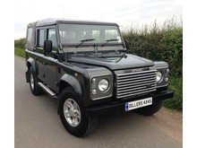 2005/55 LAND ROVER DEFENDER 110 DOUBLE CAB XS Td5 *TOP OF THE RANGE*