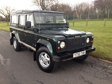 2001/Y LAND ROVER DEFENDER 110 COUNTY STATION WAGON Td5 *1 OWNER FROM NEW*
