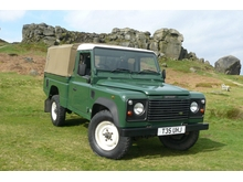 1999/T LAND ROVER DEFENDER 110 HI - CAPACITY PICK UP 300 Tdi *UNBELIEVABLE EXAMPLE*