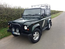 1996/N LAND ROVER DEFENDER 90 COUNTY STATION WAGON 300 Tdi *SUPERB ORIGINAL EXAMPLE*
