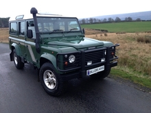 1997/P LAND ROVER DEFENDER 110 COUNTY STATION WAGON 300 Tdi  *1 FAMILY OWNER FROM NEW*