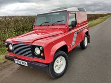 1996/P LAND ROVER DEFENDER 90 COUNTY HARD TOP 300 Tdi *STUNNING EXAMPLE*