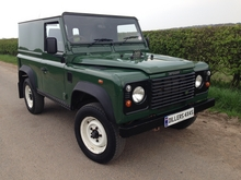 1999/T LAND ROVER DEFENDER 90 HARD TOP Td5 * LOW MILEAGE*