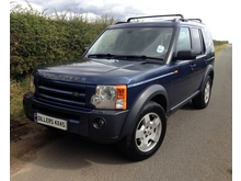 2006/55 LAND ROVER DISCOVERY 3 2.7 TDV6 HIGH SPEC **RARE 6 SPEED MANUAL**