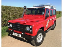 1994/M LAND ROVER DEFENDER 110 COUNTY STATION WAGON 300 Tdi *SIMPLY STUNNING*