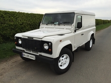 2005/05 LAND ROVER DEFENDER 110 COUNTY HARD TOP Td5 *SIMPLY BEAUTIFUL*