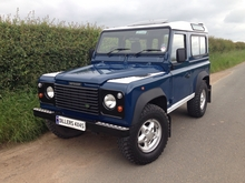 1998/S LAND ROVER DEFENDER 90 COUNTY STYLE STATION WAGON 300 Tdi *ONLY 72,000 MILES*