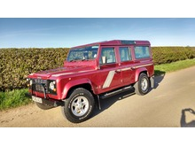 97/R LAND ROVER DEFENDER 110 COUNTY STATION WAGON 300 Tdi *SIMPLY SUPERB*