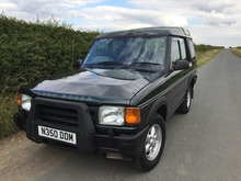 1995/N LAND ROVER DISCOVERY 300 Tdi WITH 7 SEATS. *BARGAIN*