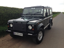 2003/03 LAND ROVER DEFENDER 110 COUNTY STATION WAGON Td5 *1 OWNER FROM NEW*