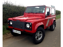1999/S LAND ROVER DEFENDER 90 COUNTY STATION WAGON 300 Tdi
